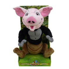 Anagranimals Soft Toy - Pig-Orilla-RooA part of the award-winning Anagranimals soft toys range, the Pig-Orilla-Roo Soft Toy combines a pig, gorilla and kangaroo to create Pedro!