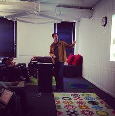 Scott Summit, fonder & chief technology officer @ bespokeinnovations.com