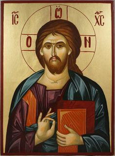 Christ the Teacher - hand-painted Byzantine icon About our icons BlessedMart offers hand-painted religious icons that follow the Russian, Greek, Byzantine and Roman Catholic traditions. We partner with some of the most experienced iconographers in the country. Artists with more than 20 years of experience in modern iconography. Each and every icon that we sell in our