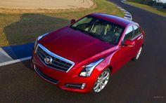 Cadillac ATS. You can download this image in resolution 2560x1600 having visited our website. Вы можете скачать данное изображение в разрешении 2560x1600 c нашего сайта.