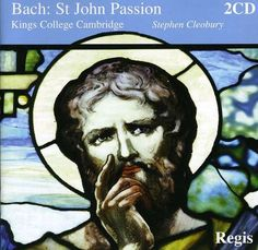 ST. JOHN PASSION - BACH,J.S.