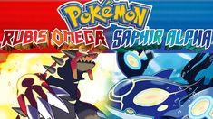 Pokémon Alpha Saphir & Omega Rubin auf Berlin-Curves.com #bb2g #nintendo