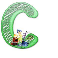 Abecedario de IntensaMente Abc For Kids, Blogger Templates, Tricks, Outdoor Decor, Party, Weather, Display, Board, Alphabet