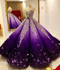 The Amazing Purple Party Dress For Ladies - Fashion dresses - Cute Prom Dresses, Party Dresses For Women, 15 Dresses, Ball Dresses, Pretty Dresses, Fashion Dresses, Formal Dresses, Elegant Dresses, Sexy Dresses
