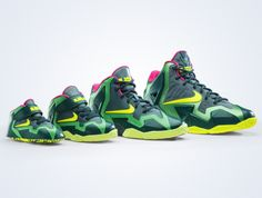 A Look Back At All The LeBron XI Colorways Released So Far   Sole Collector