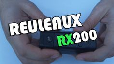 Wismec Reuleaux rx200 - BasilisL (Greek ecig Reviews)