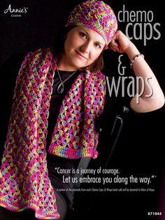 Chemo caps and wraps