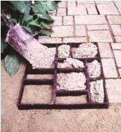 Landscaping Stepping Stones Pathway | pathmate concrete garden molds 1 pathmate concrete garden molds 2 ...