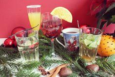Glühwein Rezepte zu Weihnachten selber machen - lecker! Do it yourself mulled wine for Christmas - delicious! #DIY #Drinks
