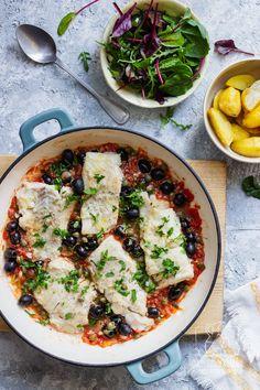 Chilli, Czosnek i Oliwa Vegetable Pizza, Quiche, Salads, Fish, Chilli, Dinner, Vegetables, Breakfast, Recipes