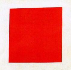 Carré rouge, Malevitch