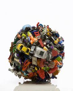 Maya Lin - Recycled Landscapes