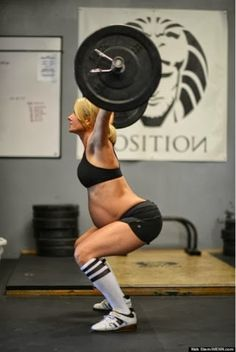 Why you should be squatting during pregnancy!
