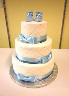 its a boy baby shower cake Baby Shower Cakes For Boys, Baby Boy Shower, Baby Showers, Baby Shower Yellow, Baking Company, Plan My Wedding, Occasion Cakes, Piece Of Cakes, Buttercream Cake