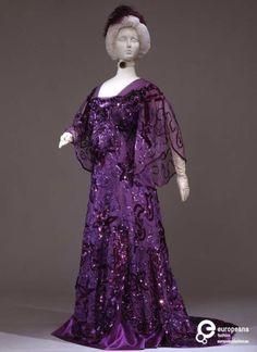 Dress  Callot Soeurs, 1907-1910  Collection Galleria del Costume di Palazzo Pitti
