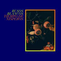 Rusos blancos - Tiempo de nísperos (CD) - Ernie 2013