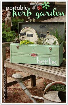 fbh portable herb garden