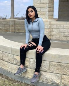 Casual Outfits For Curvy Girls, Source by modischeoutfits girl outfits Teenage Outfits, Lazy Outfits, Curvy Outfits, Swag Outfits, Everyday Outfits, Outfits For Teens, Trendy Outfits, Winter Outfits, Girl Outfits