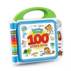 Leapfrog Learning Friends 100 Words Book 100 Words