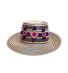 Colorful yosuzi hat!   Week # 11