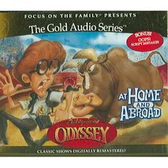 Adventures in Odyssey Gold Series Audio CD 12 at Home and Abroad | eBay