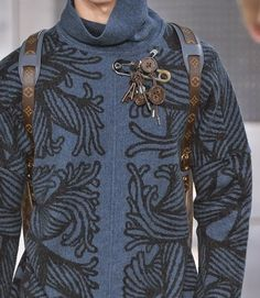 patternprints journal: PRINTS, PATTERNS AND TEXTILE SURFACES FROM PARIS CATWALKS (MENSWEAR F/W 2015/16) / 6