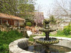 Intimate lodge in an historic Templar village near Nazareth, Israel.