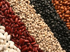 Beans and legumes have a number of health benefits. Here are 9 of the healthiest beans and legumes you can eat. Healthy Beans, Healthy Recipes, Healthy Foods, Signs Of Gluten Intolerance, Foods That Cause Bloating, High Antioxidant Foods, Vegetarian Protein Sources, Cholesterol Lowering Foods, Dried Beans
