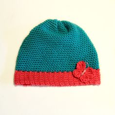 These Are A Few Of My Favourite Things: Oh so many Beanies! ~ Crochet Pattern