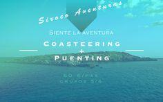#puenting #murcia #coasteering #sirocoaventuras