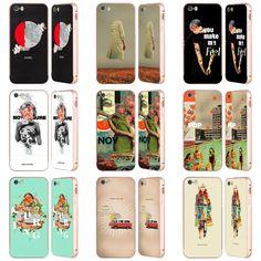 OFFICIAL FRANK MOTH RETROPOP GOLD BUMPER SLIDER CASE FOR APPLE iPHONE PHONES | eBay