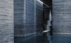 indoor pool inspiration . Therme - Vals, built over the only thermal springs in the Graubünden canton in Switzerland. The architect for the project was Peter Zumthor and he received the prestigious Pritzker Architecture Prize.