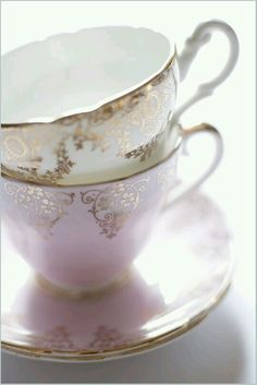 My Teacup Collection