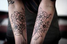 Arm tattoo flower tattoo traditional tattoo girls with tattoos mandala tattoo forearm tattoo neotraditional tattoo american Tattoo Designs And Meanings, Flower Tattoo Designs, Tattoo Designs For Women, Flower Tattoos, Tattoos For Women, Tattoos For Guys, Tattoo Floral, Forearm Tattoo Design, Forearm Tattoos