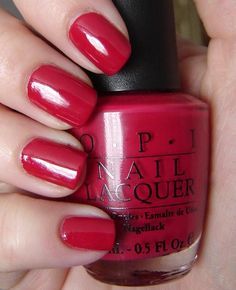 OPI: Conquistadorable Color