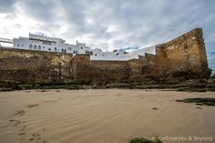 Assilah #Morocco Invading #fortress towns on Moroccos Atlantic coast can be such a pain in the butt when you come up against a wall as imposing as this one #travel #morocco #muchmorocco #visitmorocco #assilah #simplymorocco #maroc #mydearmorocco #inmorocco #kasbah