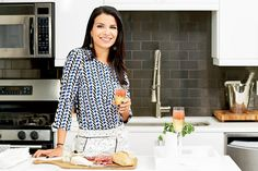 Chef and Caterer Elaina Vazquez Shows You Her Favorite Things. The knives, the Staub, and the cookbook central to this pro chef's home kitchen. @Elaina Vazquez | Edible Style