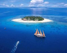 Beachcomber Island Resort, Fiji