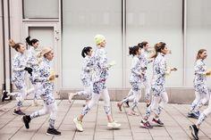 Rönnisch SS17 Running Event #womenrunning #running #runningwear