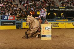 Inside Wrangler NFR With Pam Minick: Get To Know Champion Barrel Racer Sherry Cervi