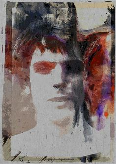 Syd Barrett by *artistic-engine on Click the image to join the Laughing Madcaps Syd Barrett Group, now on FacebooK! The original! Around since 1998!