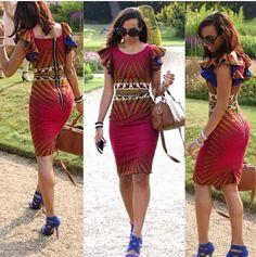 Love this #Africanfashion #AfricanClothing #Africanprints #Ethnicprints #Africangirls #africanTradition #BeautifulAfricanGirls #AfricanStyle #AfricanBeads #Gele #Kente #Ankara #Nigerianfashion #Ghanaianfashion #Kenyanfashion #Burundifashion #senegalesefashion #Swahilifashion DK