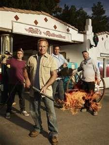 American Restoration Season 2 cast - American Restoration History ...