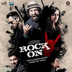 ROCK ON 2 2016 Download Bollywood Movies