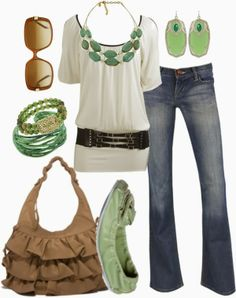 Get Inspired by Fashion: Casual Outfits   Clover