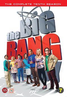 The Big Bang Theory - Kausi 10 (3 disc)