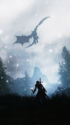 Skyrim is, by far, my absolute favourite game. I've been playing it since my young childhood and every time I hear the theme music, I cry. Not only does it have a very meaty campaign, but the graphics are beautiful. I wish that our world could be that beautiful and interesting (minus the instantaneous resurrection of dragons, of course). I hope that Bethesda can do even better with The Elder Scrolls VI.