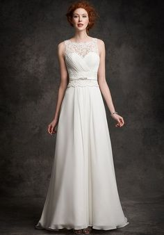 Ella Rosa: Gallery GA2242 Wedding Dress - The Knot