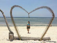 Love the beach  #summer #beach #Nationalbikiniday #GiliTrawangan