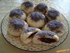 Buchty s lekvárom alebo s ovocím z parného hrnca :-) 20 Min, Muffin, Php, Breakfast, Food, Basket, Morning Coffee, Essen, Muffins